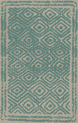 Surya Atlas ATS-1004 Malachite Blue Area Rug