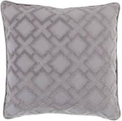 Surya Alexandria Pillow Ax-005 Grey