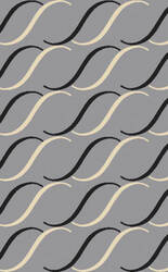 Surya Bondi Beach Bbc-2036 Gray Area Rug