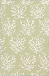 Surya Boardwalk BDW-4009 Lettuce Leaf Area Rug