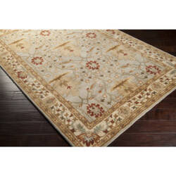 Surya Bungalo BNG-5014 Silvered Gray Area Rug