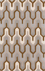 Surya Brentwood BNT-7702 Gray Area Rug