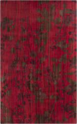 Surya Brocade Brc-1005 Venetian Red Area Rug
