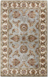 Surya Brilliance BRL-2002 Silvered Gray Area Rug