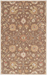 Surya Caesar Cae-1086 Dark Brown Area Rug