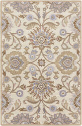 Surya Caesar CAE-1109 Antique White Area Rug