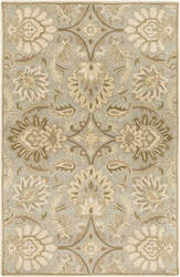 Custom Surya Caesar CAE-1111 Dove Gray Area Rug