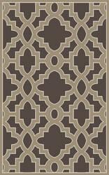 Custom Surya Modern Classics CAN-2037 Charcoal Gray Area Rug