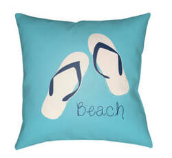 Surya Carolina Coastal Pillow Cc-005