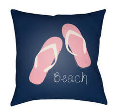 Surya Carolina Coastal Pillow Cc-006