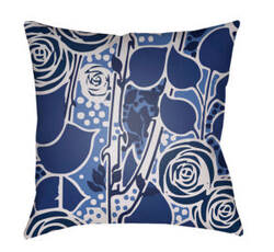 Surya Chinoiserie Floral Pillow Cf-023