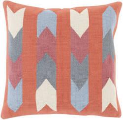 Surya Cotton Kilim Pillow Ck-008 Multi
