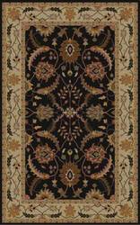 Surya Clifton CLF-1023 Black Area Rug