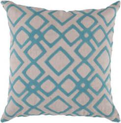 Surya Geo Diamond Pillow Com-013