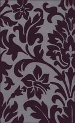 Surya Cosmopolitan COS-9195 Prune Purple Area Rug