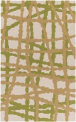 Surya Courtyard Cty-4017 Lime Area Rug