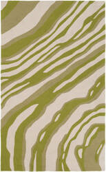 Surya Courtyard Cty-4048 Olive Area Rug