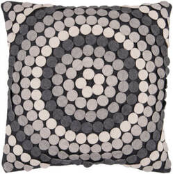 Surya Pillows CW-056 Gray