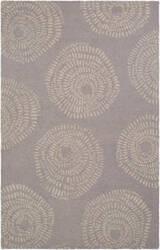 Surya Decorativa Dcr-4011 Gray Area Rug