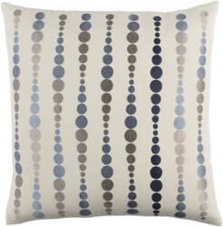Surya Dewdrop Pillow De-004