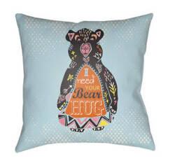 Surya Doodle Pillow Do-009