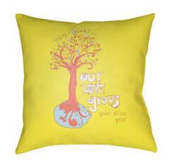 Surya Doodle Pillow Do-025