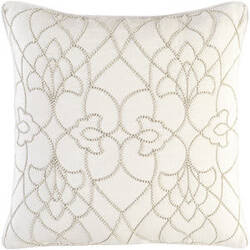 Surya Dotted Pirouette Pillow Dp-002