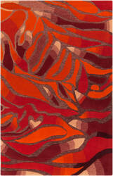 Surya Destinations DTN-50 Wine Area Rug