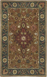 Surya Empire EMP-102 Rust Red Area Rug