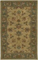 Rugstudio Famous Maker 38960 Tan Area Rug