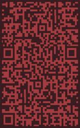 Surya Essence ESS-7694 Eggplant Area Rug