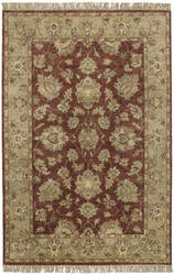 Surya Estate Est-10500 Brown Clay Area Rug