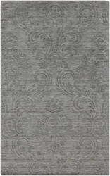 Custom Surya Etching ETC-4926 Gray Area Rug