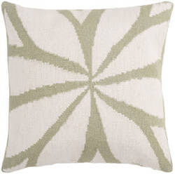 Surya Pillows FA-013 Green