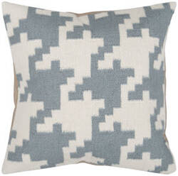 Surya Pillows FA-027 Ivory/Slate