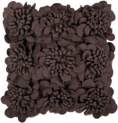 Surya Pillows FA-071 Black