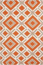 Surya Fallon FAL-1086 Orange-Red Area Rug