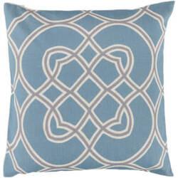Surya Pillows FF-005 Teal