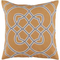 Surya Pillows FF-006 Gold