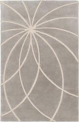 Custom Surya Forum Fm-7184 Antique White Area Rug