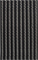 Surya Frontier FT-130 Coal Black Area Rug