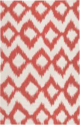 Surya Frontier Ft-173 Poppy Red Area Rug
