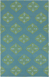 Surya Frontier FT-371 Turquoise Area Rug