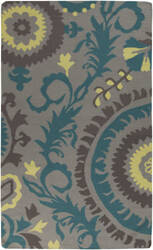 Surya Frontier FT-472 Dove Gray Area Rug