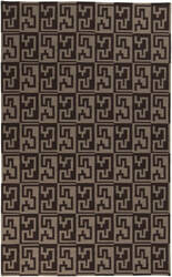 Surya Frontier FT-511 Dark Brown Area Rug