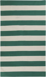 Surya Frontier FT-538 Emerald Green Area Rug