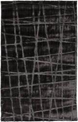 Custom Surya Graph GRP-2001 Charcoal Gray Area Rug