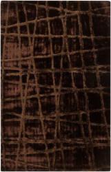 Surya Graph GRP-2002 Burnt Umber Area Rug