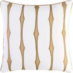 Surya Graphic Stripe Pillow Gs-002