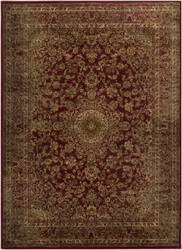 Surya Henre Hee-1006 Red Area Rug